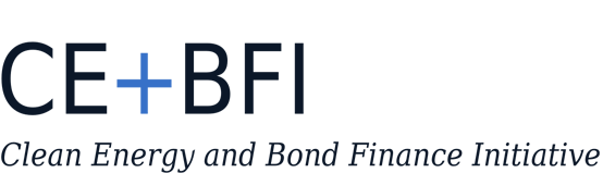 CE+BFI: Clean Energy and Bond Finance Initiative
